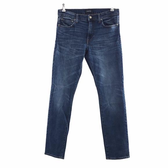 J. Crew Jeans 484 Slim Leg Jeans Medium Wash Denim